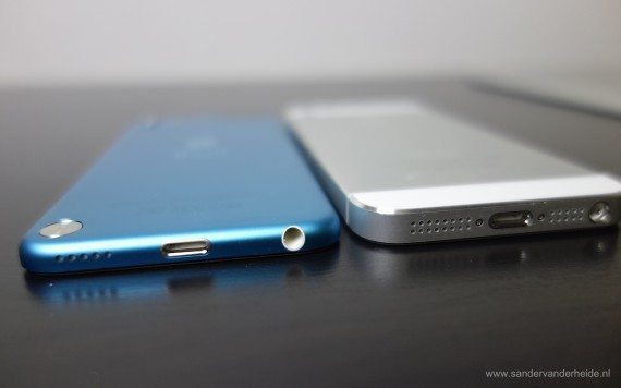 iPod Touch & iPhone 5