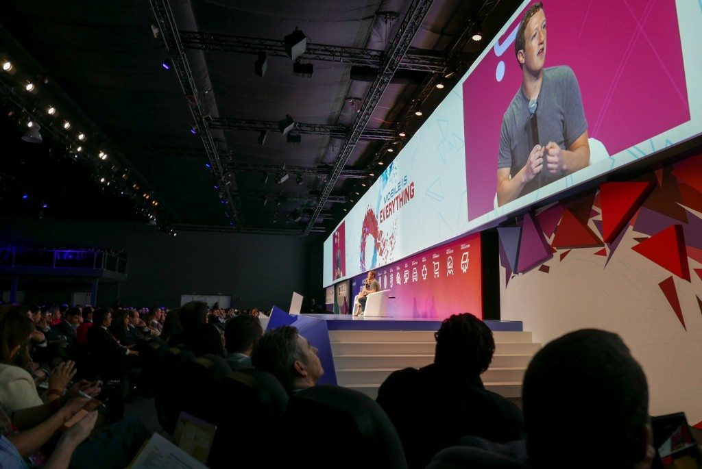 Keynote Mark Zuckerberg  Mobile World Congress 2016